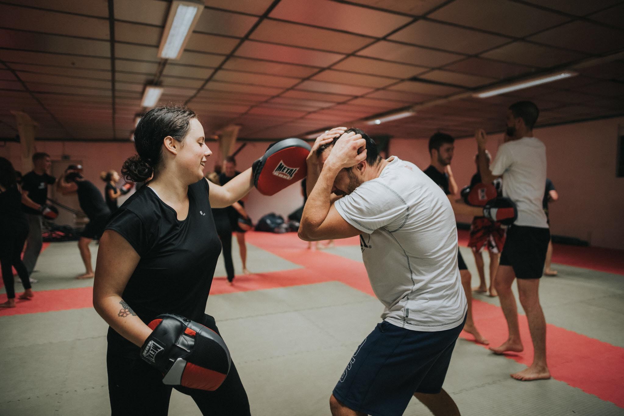 Sport de combat limoges